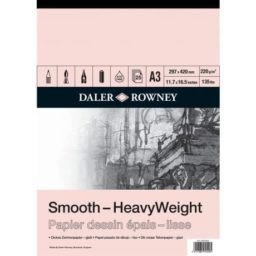Daler Rowney Heavyweight A3