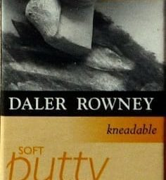 Daler-Rowney Small Kneadable Eraser 1