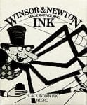 Winsor & Newton Drawing Ink Black Indian Ink