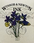 Winsor & Newton Drawing Ink Violet 14ml 1