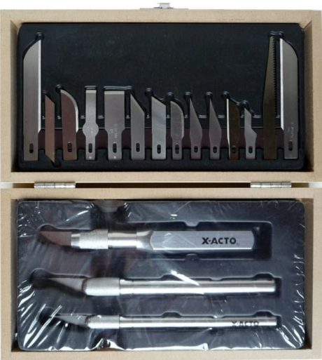 X-Acto Standard Knife Set 2