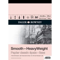 daler rowney heavyweight a4